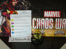 HeroClix Marvel Chaos War Super Rare #042 Loki