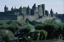 807073 la cite Languedoc Roussillon Carcassonne France A4 papier photo