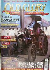 OLD GLORY - Steam Engine & Vintage Restoration Today, No.194 April 2006
