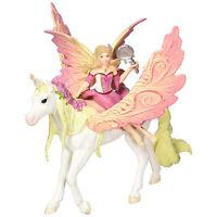 Schleich Fairy Feya With Pegasus Unicorn Bayala Fantasy Figure 70568 NEW