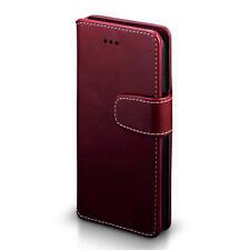 Étuis, housses et coques etuis portefeuilles rouge iPhone 7 pour téléphone mobile et assistant personnel (PDA) Apple