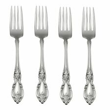 Oneida Louisiana Dinner Forks, Set of 4