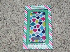 Jonathan Adler Cover for iPhone 5 Ace Spade Club Diamond NWT