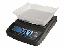 Dispensary Scale MyWeigh iBalance 700g x 0.1 Gram Compact Top Loader Bowl i700
