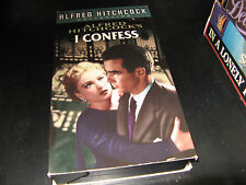 I Confess-Hitchcock classic-Montgomery Clift-Anne Baxter