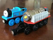 THOMAS TANK ENGINE for Wooden Railway THOMAS and his MOTORISED JET ENGINE