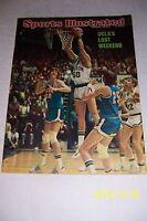 1974 Sports Illustrated  UCLA BRUINS vs OREGON Bill WALTON No Label LILLET N/Lab