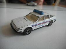Corgi Rover 3500 Police in White