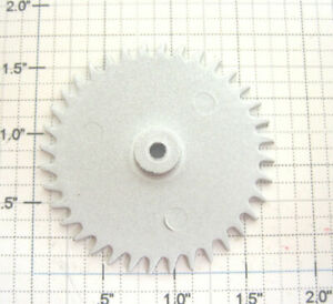 Lionel 2321-44 Saw Blade - Silver Painted