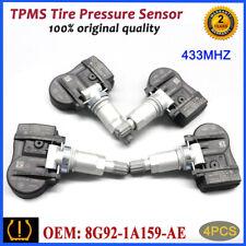 Alligator TPMS Tire Pressure Sensor 433MHz Metal for 2015 Volvo S80