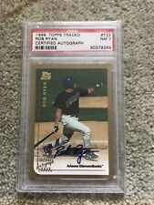 1999 Topps Traded Rob Ryan Certified Autograph PSA 7 NM