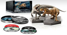 Jurassic World 3D - Limited Edition Gift Set (Blu-ray 3D/Blu-ray/DVD/Digital)New