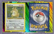 Kangourex - Jungla: Edición 2 -5/64- Postal Pokemon Francesa