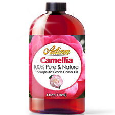 Artizen Camellia Carrier Oil (100% PURE & NATURAL - UNDILUTED) - 4oz