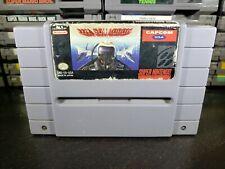 U.N. Squadron (Super Nintendo Entertainment System, 1991)