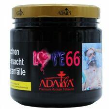 ✅ Adalya Love66 Shishatabak 1 kg  wasserpfeife 1000g
