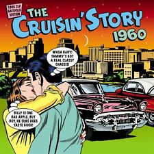 The Cruisin Story 1960 2 Record Vinyl 180g Gatefold Elvis Its Now Or Never +More