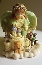 Vintage Heaven's Little Helpers-Sandy's SandCastle angel originals 1999