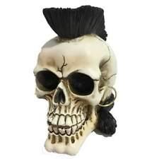Punks Not Dead 16cm Skull Figurine Medium