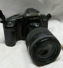 MINOLTA 5000i SLR w/ Quantaray MX AF 1:4-5.6 f=70-210mm Multi Coated Lens