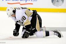 KRIS LETANG 11'12 Pittsburgh Penguins PHOTOMATCHED Game Used Worn Pants Shells