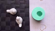 3D Silikonform Vogel  / Hobby / Basteln / Dekoration / Giessform
