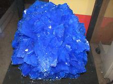 "Rare Huge Copper Sulfate Crystal 17"" x 20"",  150 - 200 lbs. Estimated"