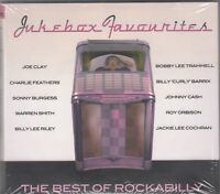 Jukebox Favourites: Best of Rockabilly by Various Artists (CD, Nov-2012, 4 Discs