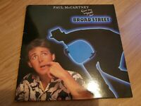 PAUL McCARTNEY - Give My Regards To Broad Street record album vinyl LP vg+