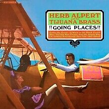 Herb Alpert and the Tijuana Brass Going Places Remastered Digipak CD NEW