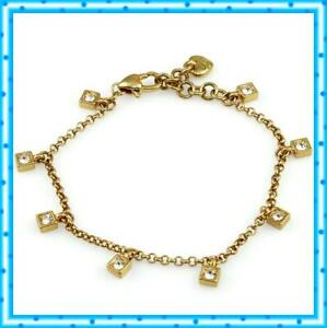 Brighton Meridian Zenith Station Gold Bracelet NWT $48