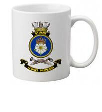HMAS STUART ROYAL AUSTRALIAN NAVY COFFEE MUG (IMAGE BLURED TO STOP WEB THEFT)