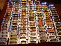 HOT WHEELS MIXED LOT OF 30 CARS FROM 1995-2007 #40158