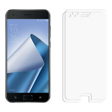 2 x Clear LCD Screen Protector Film Foil For Asus Zenfone 4 Pro ZS551KL - Glossy