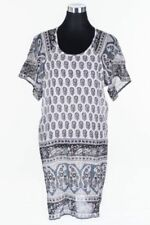 Knee Length Boho Rayon Dresses for Women