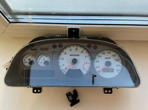 JDM OEM Subaru Impreza gc8 gf8 wrx sti ver 4 180 km/h gauge cluster speedometer