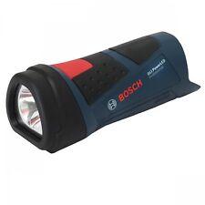 Bosch LED batería lámpara gli 10,8 Power LED adecuado para 10,8v baterías sin batería cargador/