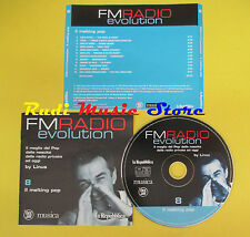 CD FM RADIO EVOLUTION 8 compilation PROMO 2003 ASHA PUTHLI FRIDA (C3*) no mc lp