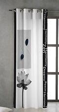 TSUKI KUKAN Cortina japonesa con ojales metálicos 150x260 / Japan Curtain
