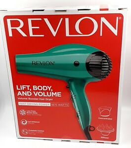 New REVLON Professional Ionic Hair Fast Dryer Blower/Lift ,Body & Volume  NIB