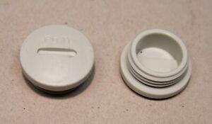 Kunststoff Blindstopfen Veschlußstopfen PG11   NEU