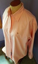 Authentic 1990s Vintage Ralph Lauren Men's Shirt