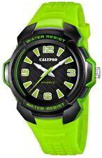 Calypso Uhr K5635/3 grün schwarz analog Armbanduhr Calypso by Festina