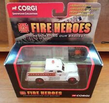 Contemporary Diecast Fire Vehicles Limited Edition
