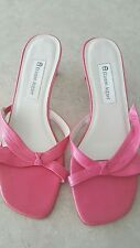 etienne aigner pink shoes 8.5