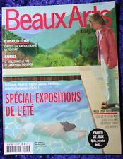BEAUX-ARTS magazine - n°397 de 2017 - Redouté, Le Bijou Oeuvre d'Art, Topor...