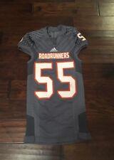 18393e135 Adidas MEN s UTSA Roadrunners Shockweb Football  55 Jersey Sz. L NEW  Stitched