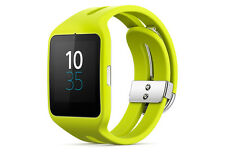 Sony Smartwatch 3 Swr50 Lime Android Wear Bluetooth NFC WiFi Ip68 Genuine