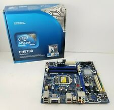Intel Desktop MotherBoard (PARTS ONLY) DH57DD Media Series LGA Tested & Working