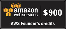 $900 AWS Activate - Founders Credits Valid till 11/30/2022